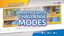 Puyo Puyo Tetris - Modes défis (Nintendo Switch)