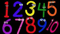 Numbers Song in French. Une Chanson des Chiffres. Counting Numbers 1-20 is a fun video for