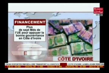 Flash Eco Cote D'Ivoire Edition du Jeudi 23 Mars 2016