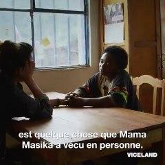 Histoire émouvante d'une femme congolaise violée pendant la guerre du Kivu.