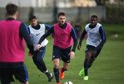 U20 : les Bleuets prêts à affronter le Sénégal