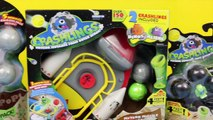 Crashlings Surprise Toys Aliens, Monsters, Sea Life and Dinosaurs Space Ship Toy DisneyCar