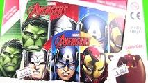 Marvel Avengers Sürpriz Yumurta Açma Hulk Challenge-QnnI