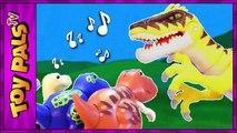 DigiDinos TOY DINOSAURS Singing to Velociraptor Dinosaur Interactive Toys Kids Video Review-gouGNppy