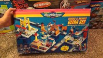 Micro Machines Hiways & Byways Ultra Set by Galoob Toys-cC