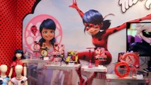 MIRACULOUS LADYBUG & CAT NOIR Dolls & Toys Ladybug Anime Toy Fair 2016 Bandai-rGSw7ah