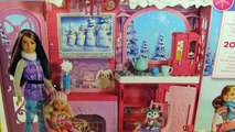 Mattel - Barbie Sisters / Siostry - Destination Accessory Doll House / Zimowa Chatka Barbi