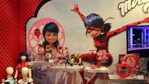 MIRACULOUS LADYBUG & CAT NOIR Dolls & Toys Ladybug Anime Toy Fair 2016 Bandai-rGSw7ahm