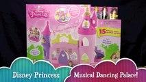DISNEY PRINCESS MUSICAL DANCING PALACE! _ Belle & Cinderella Little People _ Bin's Toy Bin-cHXkLcJ_