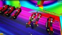SLIDE DOWN A RAINBOW IN A BOX! (Roblox Rainbow Slide)-mFg