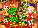 Baby Barbie Game Movie - Barbie and Ken Xmas Babies - Barbie Christmas Games for Girls
