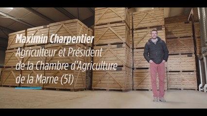 A la rencontre des acteurs du monde agricole : Maximin Charpentier