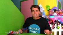 Disney Princess Aurora's Ice Cream Party! _ Toy Review _ Konas2002-o5