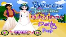 Детка ребенок Лучший Лучший день рождения для Игры девушки жасмин вечеринка приготовительный Принцесса