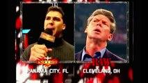 WWF - Shane McMahon vs Vince McMahon