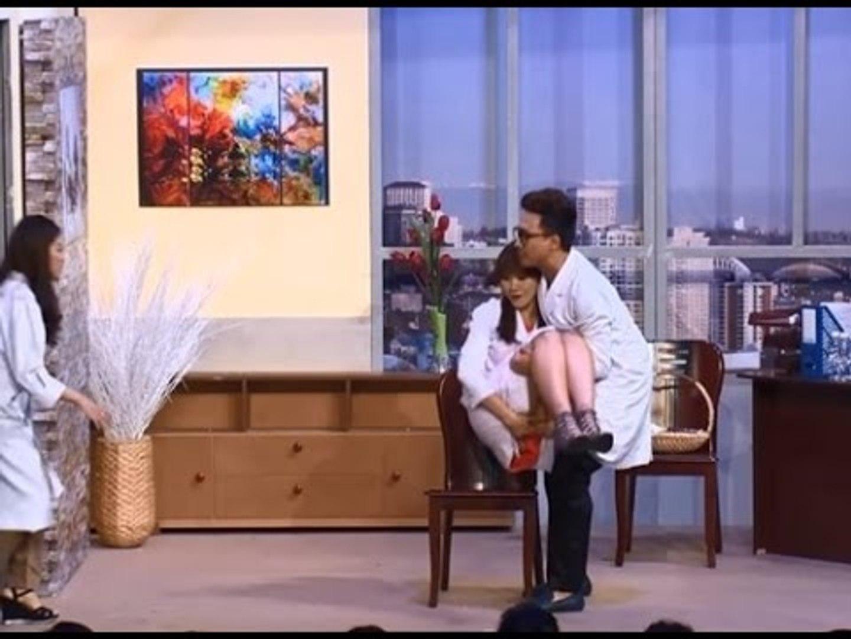 Những chiêu chống lộ hàng của Hari Won trên sóng truyền hình [Tin Việt 24H]