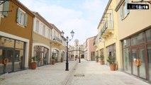 Le 18:18 - Village des marques de Miramas : 80 boutiques de prestige ouvertes le 13 avril