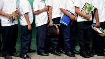 Guerra de pandillas obliga a blindar escuelas en Honduras