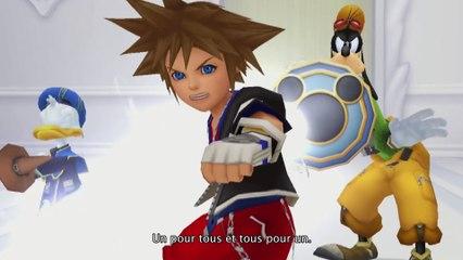 Fight the Darkness de Kingdom Hearts HD 1.5 + 2.5 Remix