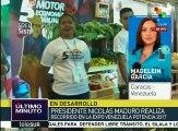 Menéndez: Venezuela transformó su modelo productivo y económico