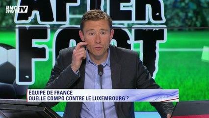 Flo Gautreau et Daniel Riolo dévoilent leur composition pour Luxembourg-France