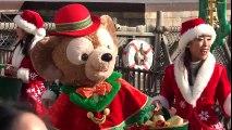 ºoº [ダッフィー&シェリーメイ] ディズニーシー パーフェクト・クリスマス バケーションパッケージエリア中央 TDS Perfect Christmas show
