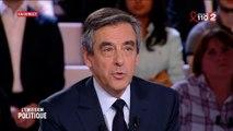 """Face aux affaires, François Fillon dit avoir """"souvent pensé à Pierre Bérégovoy"""""""