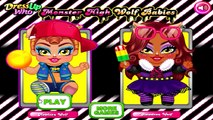 ❀.❤ Monster High Wolf Babies : Monster High Games / Baby Games ❀.❤