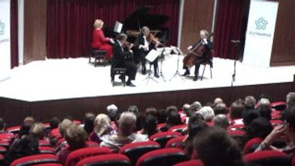 Piyanist Onay Tekirdağ'da Konser Verdi