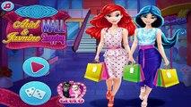 И Детка ребенок Лучший Лучший для игра Игры девушки жасмин мало торговый центр играть поход по магазинам Кому Это Ариэль  
