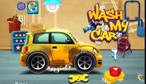 camión de remolque de lavado de coches | video para niños | bebé de lavado de coches vídeos