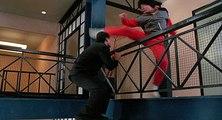 Jackie Chan VS Dick Wei (Combat 2) Jackie Chan Le flic de Hong-Kong