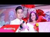 Đám cưới diễn viên Vân Trang toàn cảnh đám cưới Vân Trang Hữu Quân ;ngày 9 /1/2016 [Tin Việt 24H]