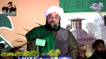 4th Annual Izzat e Rasool ﷺ Conference Speech by Hazrat Allama Syed Muzaffar Hussain Shah Qadri Rizavi  - 2015 Minar e Pakistan Lahore Punjab Pakistan
