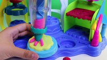 Play-Doh Frosting Fun Bakery- Tuesday Play- Doh Make Cupcakes,Cakes, Cookies,Toppings B2cu