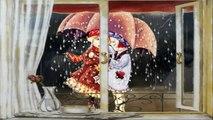 The Umbrella Song - Umbrella & Rain Song For Kids!
