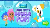 Bubble Guppies Full Full GAMES Episodes about cartoon bubble pop Nick Jr videos for kids