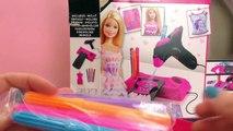 Barbie Airbrush Designer français   Set Unboxing   Joue avec moi français sabonner!
