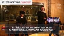 """CALUM SCOTT - """"Dancing On My Own"""" - RTL2 Pop Rock Studio"""