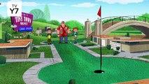 Ben 10 | Mini Golf Madness | Cartoon Network