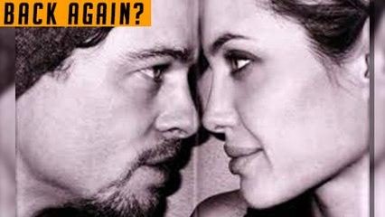 Angelina Jolie and Brad Pritt are Talking Again | News Alert!
