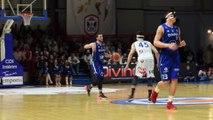 Basket Caen - Ujap Quimper : 76-64 L'Ujap rate la marche