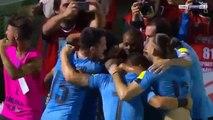 Uruguay vs Brésil (1-4) les buts