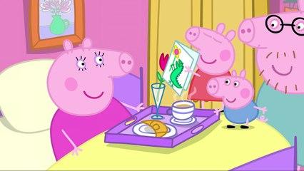Peppa Pig - S01 E21-22 (Mama Wutz hat Geburtstag / Die Zahnfee)