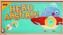 Kid Game Fun Animal Match Up Collect Kids Games - Herd Absurd Mix Animals For Children