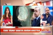 Erdoğan, camide Kur'an okuyarak kime ne mesaj verdi?