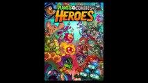 PvZ HEROES #01 - Tutorial (iOS / Android) | Plants vs Zombies Heroes Gameplay PT-BR