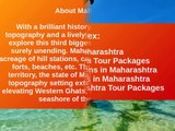 Top Maharashtra Tour Packages by Superbmytrip - Hill stations