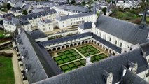 Elsa Grether - Kaléidoscope - Abbaye Royale de Fontevraud - FULL FILM HD
