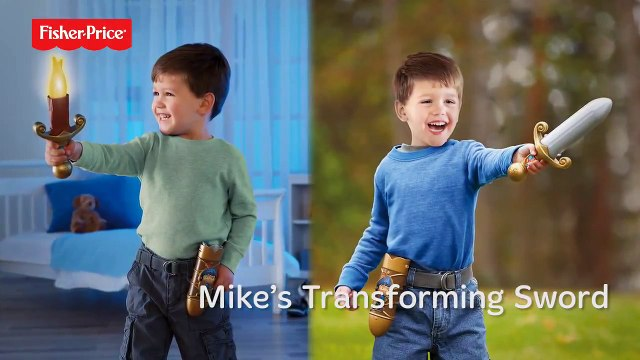 Mikes Magical Transforming Sword - Mike The Knight - Fisher-Price